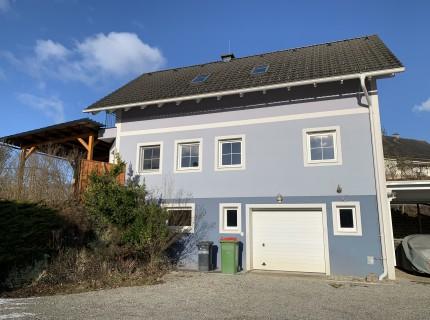 Einfamilienhaus nähe Graz in Ruhelage mit SW- Ausrichtung !